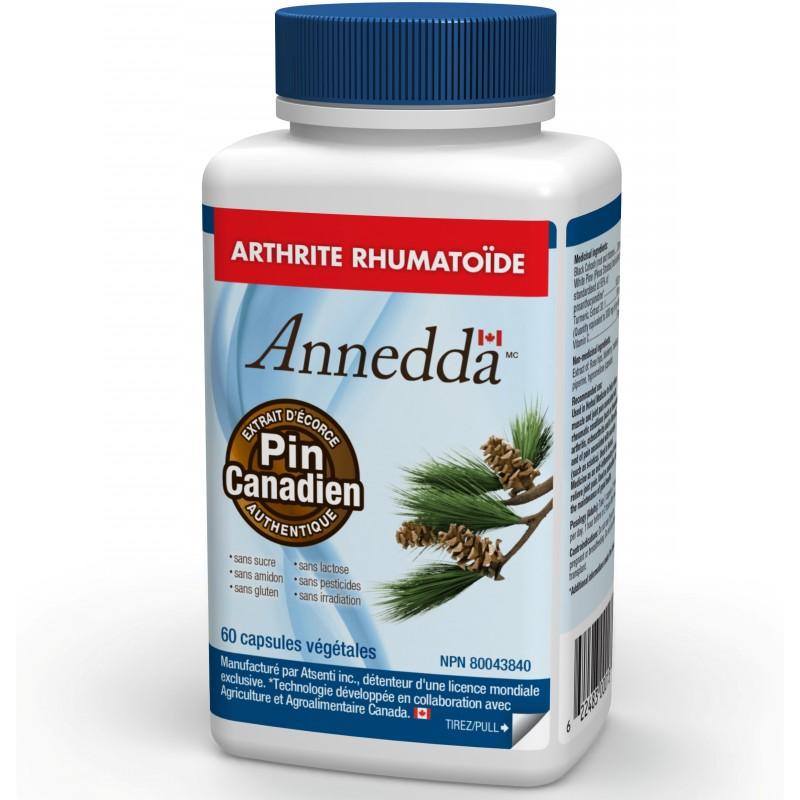 Annedda | Arthrite Rhumatoïde | Traitement efficace